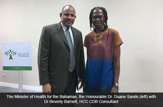 CSO Workshop Bahamas