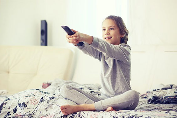 Watching TV Has a Greater Link to Obesity