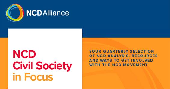NCD Civil Society in Focus