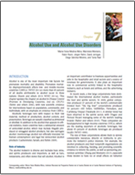Alcohol Use and Alcohol Use Disorders