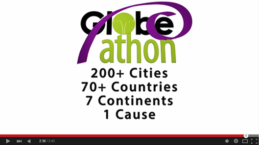 Globe-athon to End Women's Cancers 2014