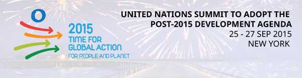 Time for Global Action 2015