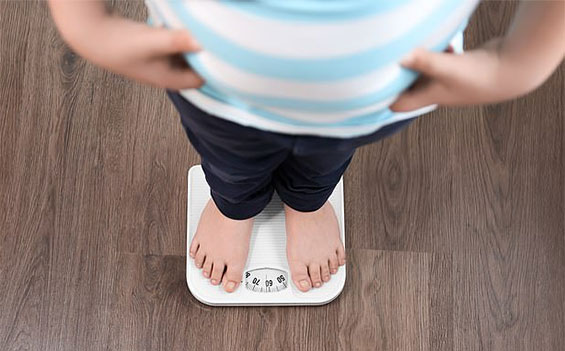 Child's obesity risk can start in the womb