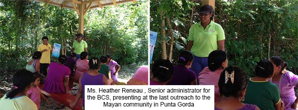 BCS Community Outreach