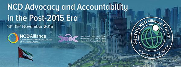 NCD Allaince Global Forum