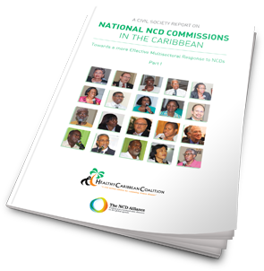 1.	A Civil Society Report on National NCD Commissions in the Caribbean: Towards a more Effective Multisectoral Response to NCDs. Part I