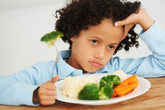 Obesity: How to help your child eat healthily