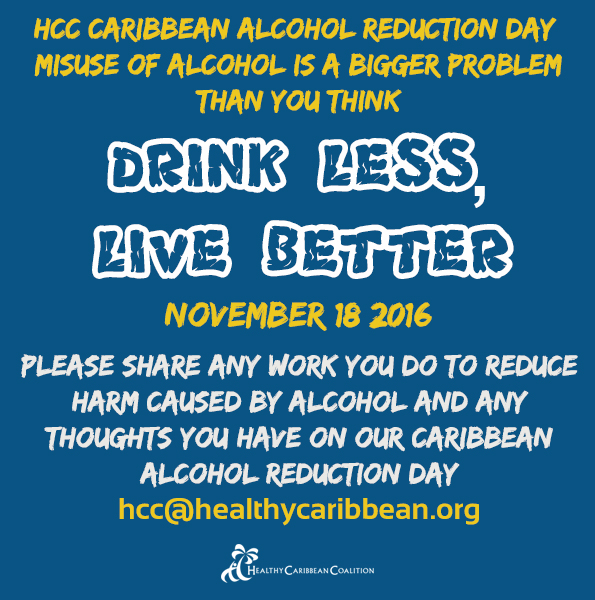HCC Caribbean Alcohol Reduction Day
