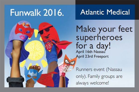 Funwalk 2016 the Cancer Society Bahamas