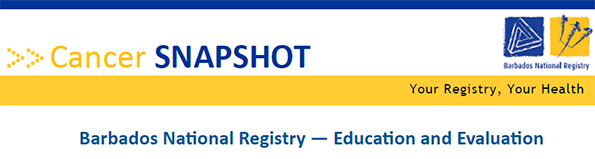 Barbados National Registry Cancer Snapshot