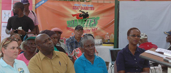 The St Vincent & the Grenadines Ministry of Health Celebrates World Health Day
