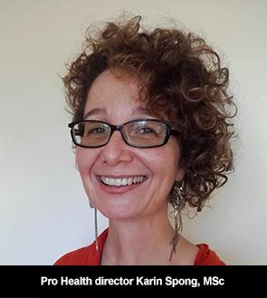 Karin Spong, MSc