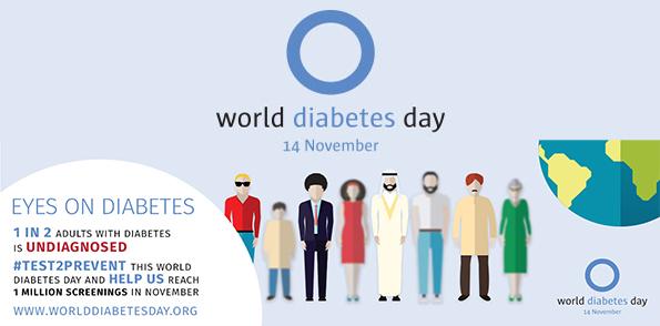 World Diabetes Day 2016