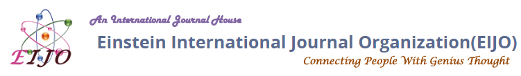 Einstein International Journal Organization(EIJO)