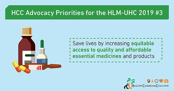 HCC's UHC advocacy priorities #3