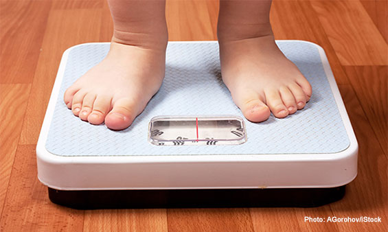 Alarming obesity projections for children in U.S.
