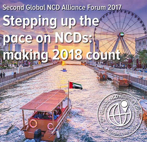 Global NCD Alliance Forum 2017, 9th-11th December