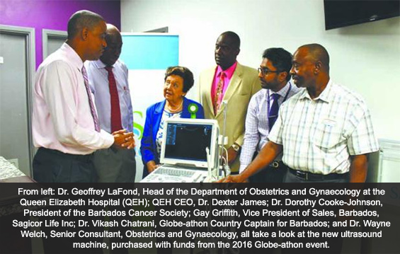 Women urged to pay more attention to Gynaecological Cancers