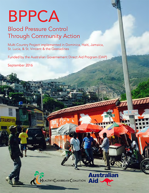 Blood Pressure Control Through Community Action - BPCCA