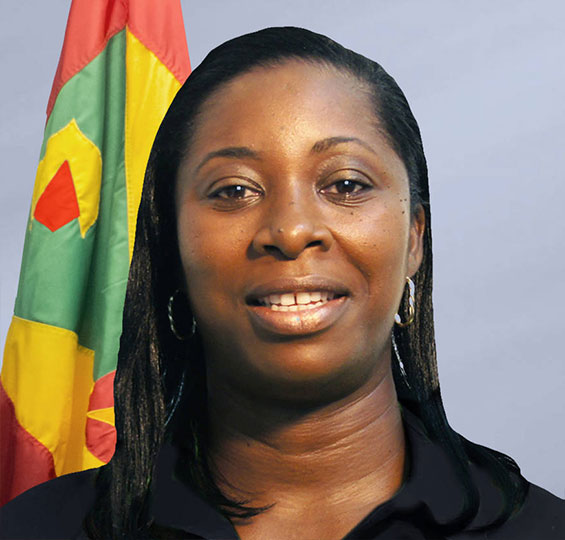 The Honourable Emmalin Pierre Minister Of Education Of Grenada