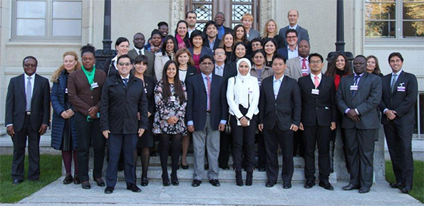 Workshop on trade and public health 17-21 October