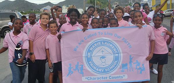 St. Maarten Pink Parade