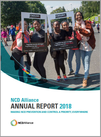 The NCD Alliance 2018 Annual Report