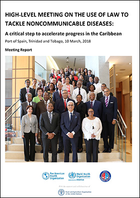High-level Meeting to Explore Mechanisms to Better Use the Law to Address NCDs