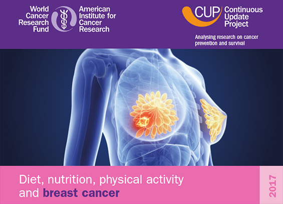 WCRF Report on Breast Cancer