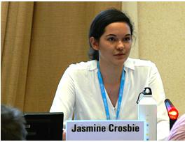 Jasmine Crosbie