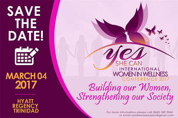 Yes She Can International Women in Wellness Conference