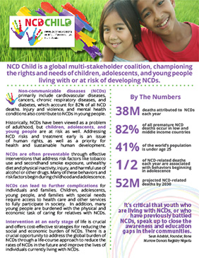 NCD Child Fact Sheet