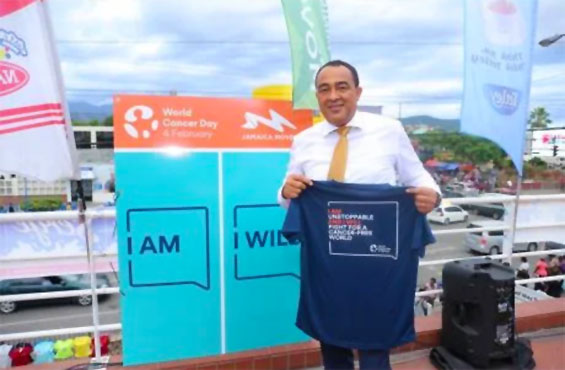 Dr. the Honorable Christopher Tufton