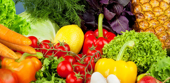 Consumption of Fruits and Vegetables