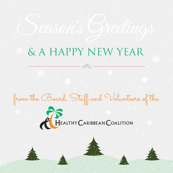Seasons Greetings from the HCC