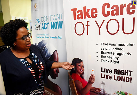 Jamaicans Encouraged to Get Tested for Diabetes