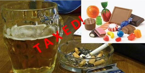 Taxes to be Increased on Alcohol, Cigarettes and High Sugar Foods in Dominica