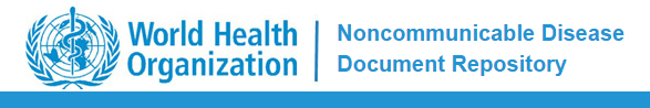 Noncommunicable Disease Document Repository