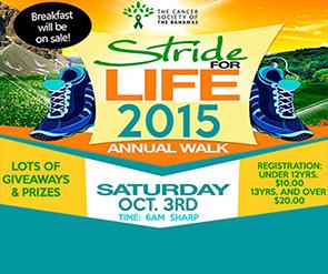 Stride for Life