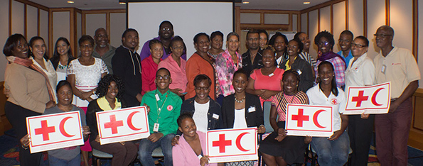 The NCD and CBHFA Healthy Lifestyles Module workshop