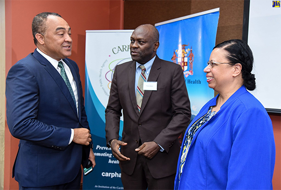Jamaica Health and Wellness Ministry to Implement Salt Reduction Programme