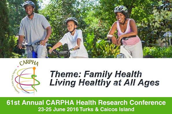 61st Annual CARPHA Health Research Conference 23rd - 25th June