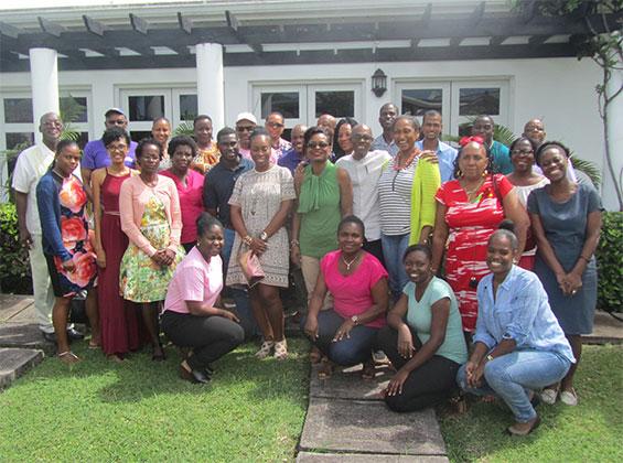Grenada Cancer Society Seminar