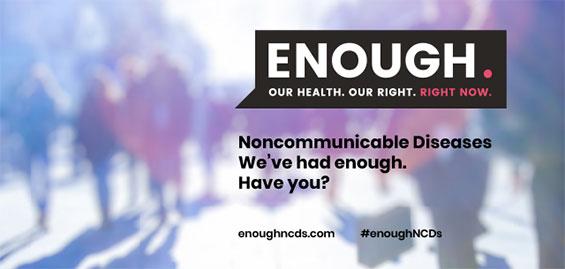 ENOUGH NCDs