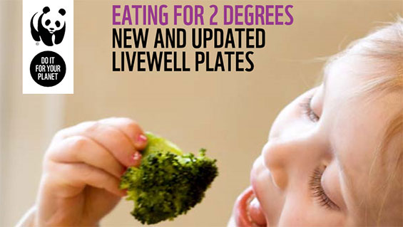 Eating for 2 Degrees - New and Updated Livewell Plates