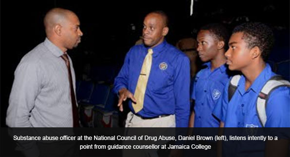 Students the Focus of Jamaica Cancer Society Anti-tobacco Forum