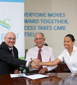 HCC Signs MOU for 3 More Years With Sagicor Life Barbados