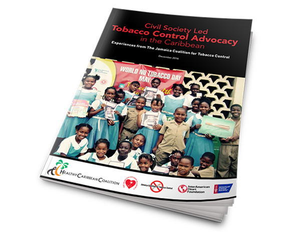 The HCC is Proud to Launch this Seminal Report on Tobacco Control Advocacy in the Caribbean