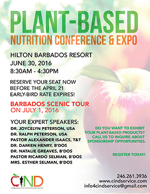 Plant Based Nutrition Conference and Expo