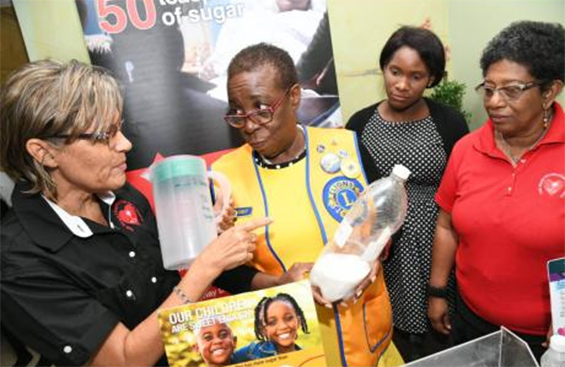 Heart Foundation of Jamaica to Keep Pressing for Sugary Drinks Tax